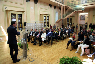Cerca de 260.000 euros en subvenciones a federaciones deportivas extremeñas