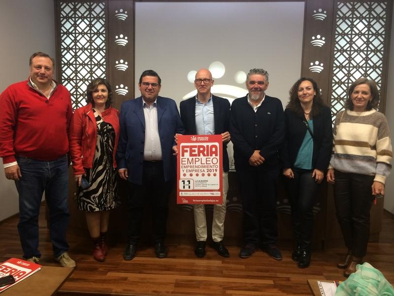 Se celebra por quinto año consecutivo la Feria de Empleo de la Diputación para mejorar el acceso al trabajo