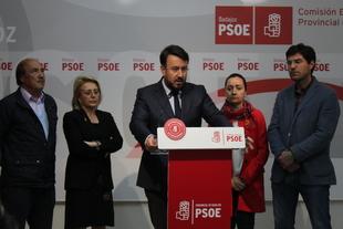 Rafael Lemus: ''los ayuntamientos socialistas han dicho no a la mina de uranio y se hará lo que digan''