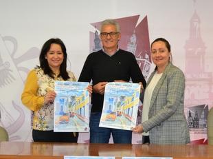 El pintor jerezano Guillermo Larrasa ofrece una amplia muestra de su obra
