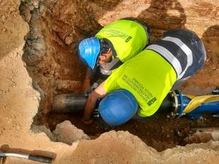 Promedio llevó hasta los hogares casi tres millones y medio de metros cúbicos de agua en 2018