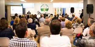 Las excelencias gastronómicas de Monesterio se promocionan en Sevilla