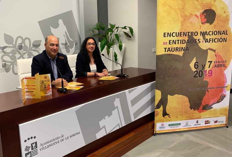 Encuentro Nacional de Entidades y Afición Taurina