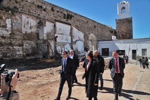 En el año 2024 todos los pueblos de la provincia de Badajoz contarán con fibra óptica