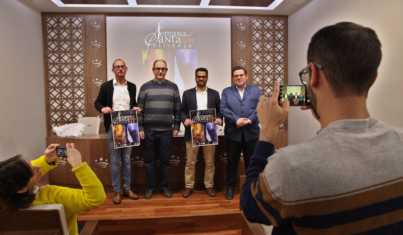 Seis Hermandades preparan la Semana Santa de Olivenza que aspira a ser declarada de Interés Regional