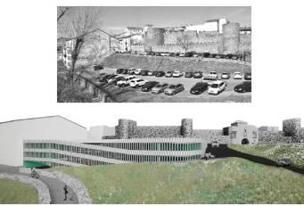 Sale a licitación la obra del aparcamiento de la calle Eulogio González de Plasencia por 1,6 millones de euros