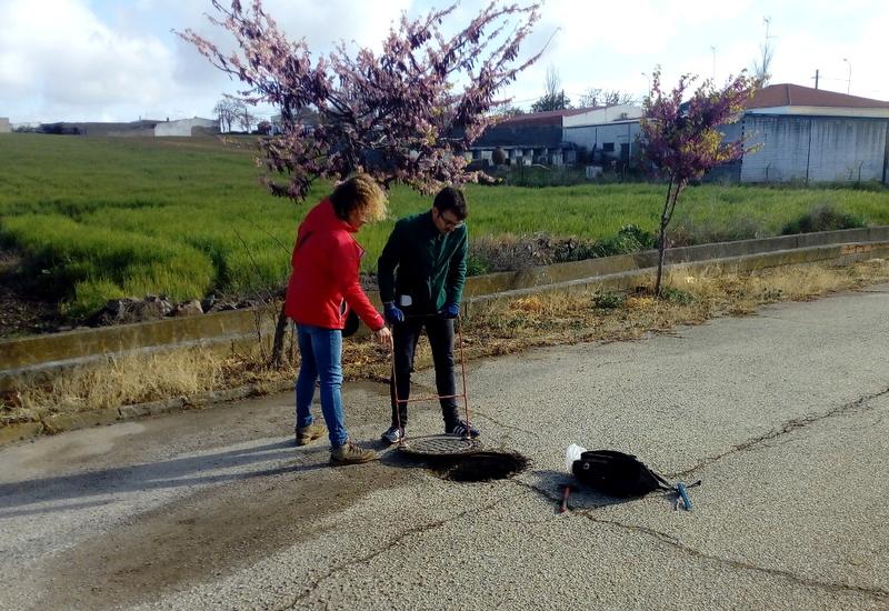 La Diputación de Badajoz acometerá 91 obras para alcanzar la depuración plena de las aguas residuales de la provincia