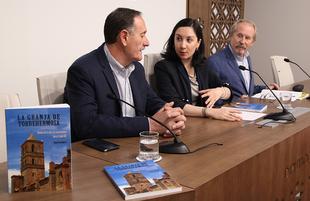 Un libro de Manuel Manuel Grueso recoge la historia de La Granja de Torrehermosa