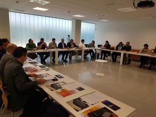 Diputación de Badajoz participa en la Mesa de Intercambio: 'Movilidad Eléctrica en la EUROACE: Transporte sostenible en zonas rurales'