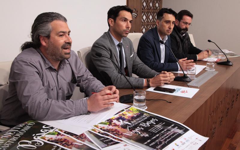 Una decena de bodegas de vino participarán en el Encuentro Enogastronómico 'Vegas Bajas' de Puebla de la Calzada