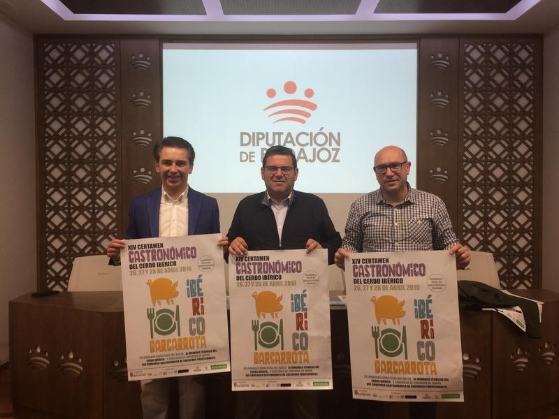 Barcarrota acogerá 8000 personas en el XIV Certamen Gastronómico del Cerdo Ibérico