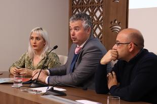 La Diputación de Badajoz participará en la 87 edición de la Feria Agroganadera de Puebla de Alcocer