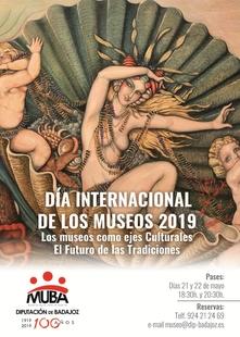 Lírica y arte en el MUBA con motivo del Día Internacional de los Museos