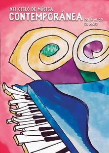 Concierto de profesores dentro del XII Ciclo de Música Contemporánea