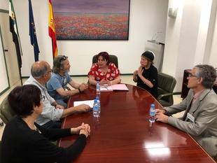 La Junta firma un protocolo con la Asociación de Personas Sordas para desarrollar iniciativas de accesibilidad en el Parque Nacional de Monfragüe