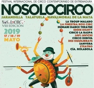 Finaliza el VIII Festival de Circo Contemporáneo de Extremadura