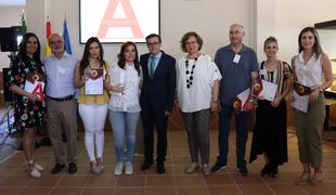 El OAR entrega sus novenos Premios Apremiados y celebra su primera convivencia de empleados