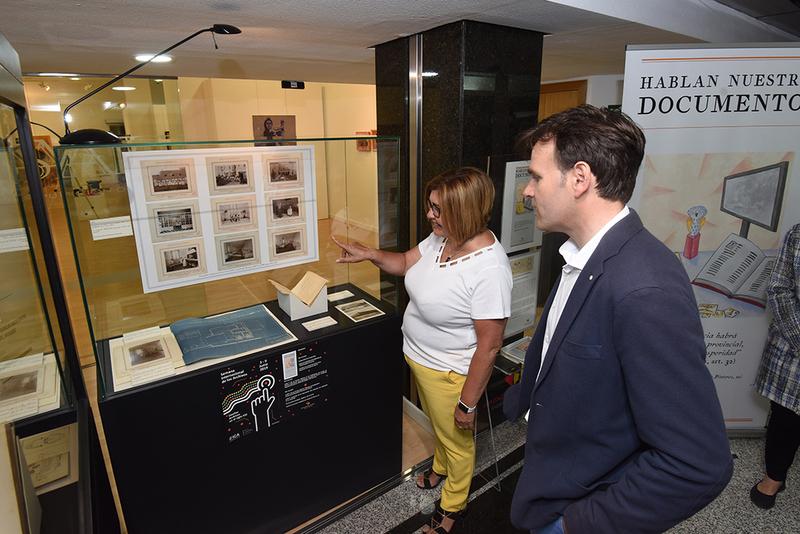 """""""Aquel Hospital provincial..."""", exposición del Archivo de la Diputación de Cáceres"""