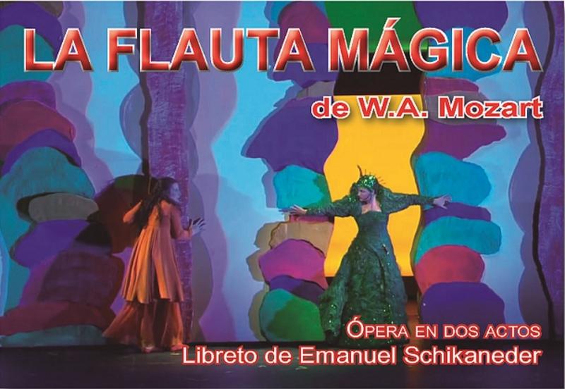 ''La flauta mágica'' de Mozart se podrá disfrutar en la R.U. Hernán Cortés