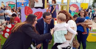 Higuera de la Serena abre un Parque Infantil para uso de niños hasta 12 años