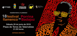 Talarrubias acoge la gala del XVIII Festival Flamenco Porrina de Badajoz