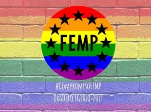 La Diputación Provincial de Badajoz se adhiere a la declaración institucional de la FEMP con motivo del Día Internacional del Orgullo LGTBIQ