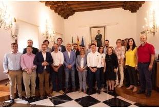 La Diputación celebra su última sesión plenaria con la que se cierra la Legislatura