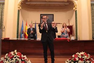Gallardo es elegido presidente de la Diputación de Badajoz