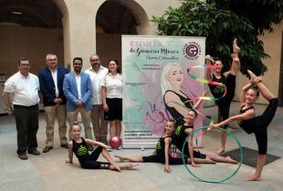 Este verano se reanuda el Campus Internacional de Gimnasia Rítmica 'Nuria Cabanillas'