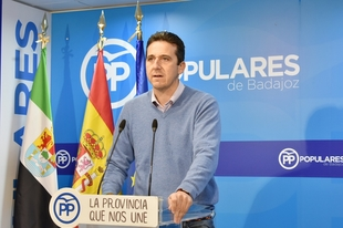 El PP considera vergonzoso que el PSOE mantenga a Ángel Vadillo con un salario público en Alburquerque