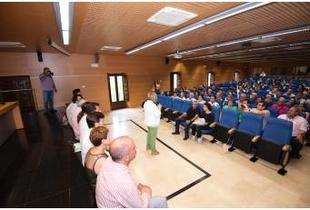 Primera reunión del Gobierno de la Diputación de Cáceres con los alcaldes y alcaldesas de la provincia