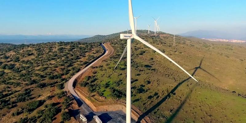 Cinco nuevos parques eólicos en la provincia de Cáceres
