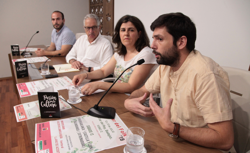 El folk regresa a Villar del Rey en su séptima edición