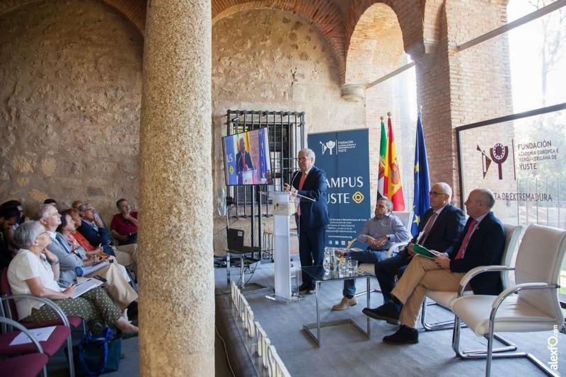 Campus Yuste reflexiona en un curso sobre los desafíos actuales en el proceso de integración europea