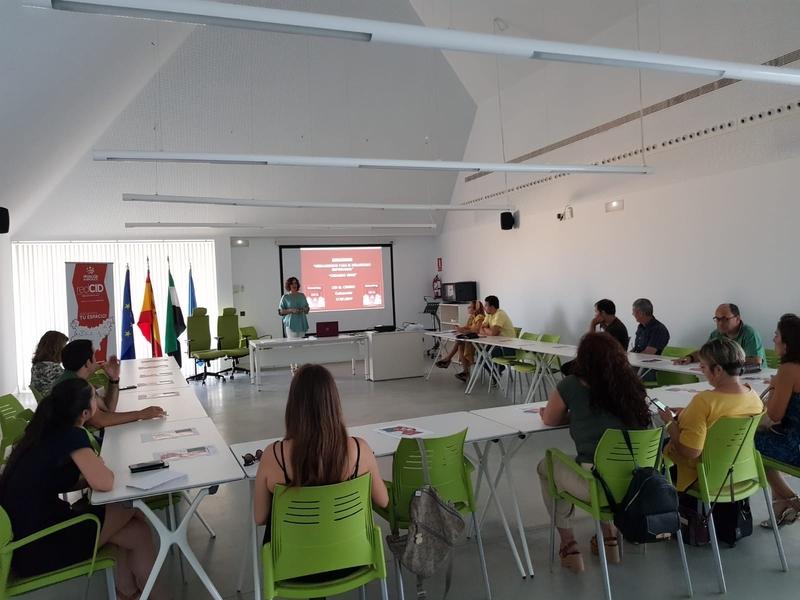 Sesión de Networking en el Centro Integral de Desarrollo Municipios Centros