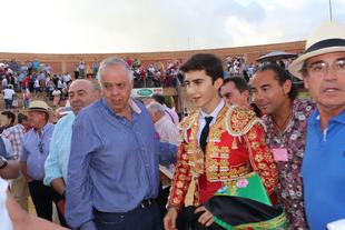 Manuel Perera triunfa en Andalucía