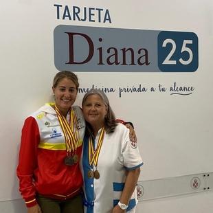 Estefanía Fernández a por todas en el Campeonato del Mundo de Piragüismo Sub 23