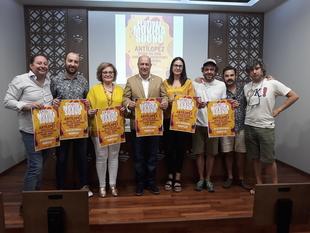 El festival 'Movida Sound' llegará a  Montijo el próximo 8 de septiembre