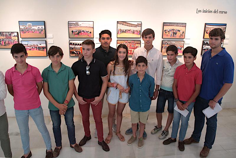 Hinojosa del Valle acogió la 2ª clase práctica de la Escuela Taurina de Badajoz