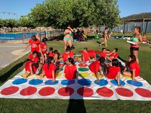 Continúan las actividades de Dinamización Deportiva de Verano promovidas por la Diputación
