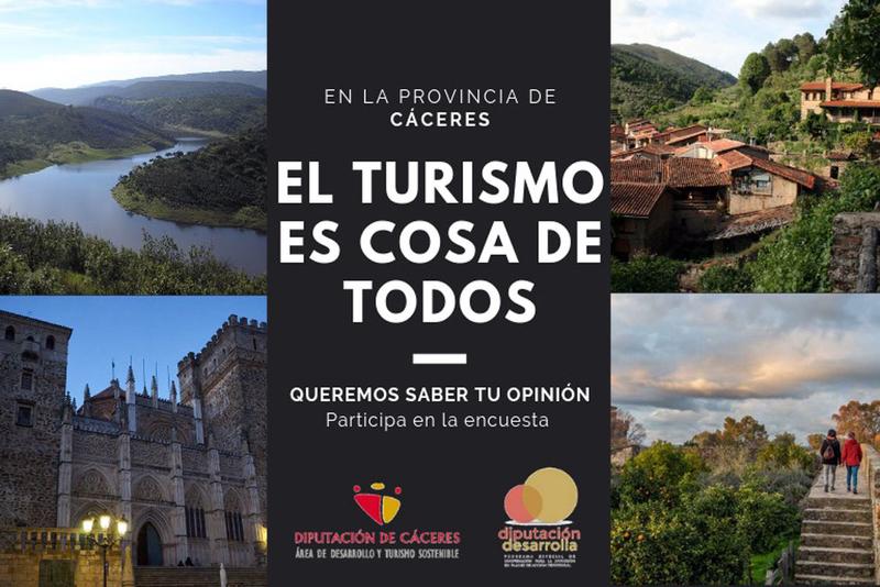 La población local ve el turismo como motor de empleo, y considera necesario un mayor impulso promocional