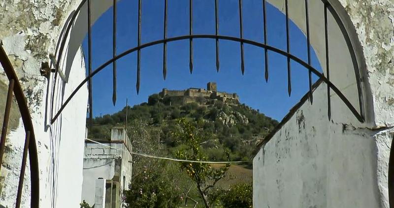 Inauguración de la Fiesta de la Zaragutía Mora en Alconchel