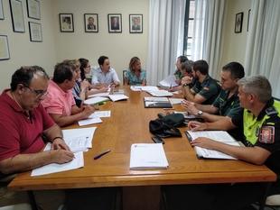 Alrededor de 90 efectivos de la Guardia Civil y Policía Local velarán por la seguridad de los ciudadanos durante las fiestas de Montijo