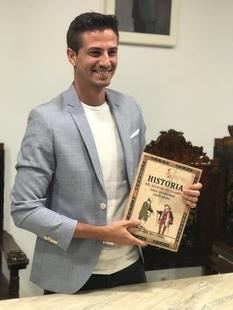 La Diputación edita el libro ''Historia del alcalde de Zalamea: desde sus orígenes hasta ahora''