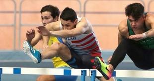 Tres atletas del CAPEX en el Campeonato de España Absoluto de Atletismo