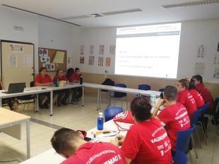 El proyecto CID Emprende pone en marcha en Villafranca de los Barros un taller para la elaboración de planes de empresa