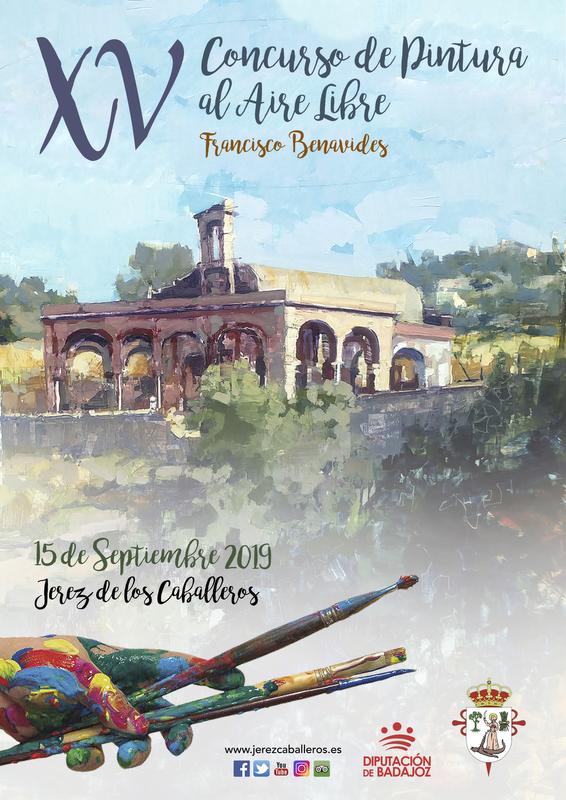 Convocado el XV Concurso de Pintura al Aire Libre 'Francisco Benavides'