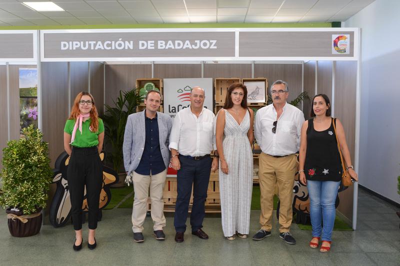 Lorenzo Molina: ''en toda iniciativa que conlleve una mejora en la población de nuestro territorio debe estar Diputación de Badajoz''
