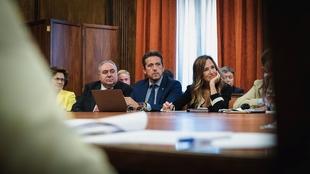 El PP insta al Gobierno a dar una solución a los retrasos que acumula la finalización del nuevo Palacio de Justicia