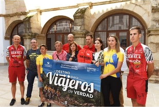 El Tajo Internacional toma protagonismo en la prestigiosa prueba ciclo turista The Goods Non Stop